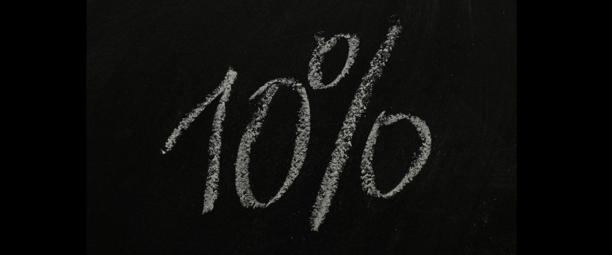 10% Sommerrabatt auf alle Artikel