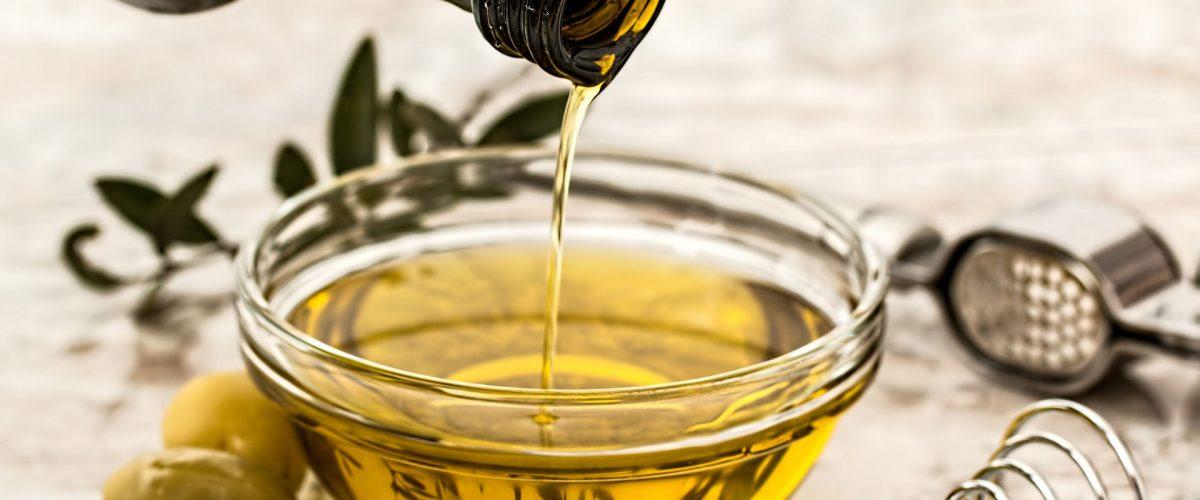 Olivenöl der Spitzegastronomie